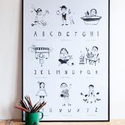 ABC - Plakat