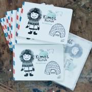 Kimo Postkartenbuch
